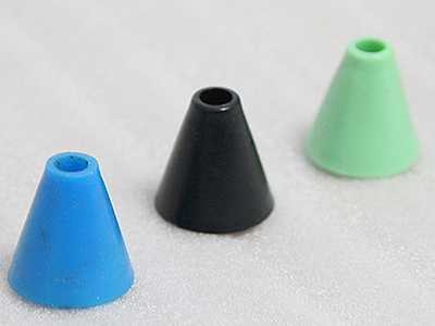 PLASTIC CONE FOR SNAP TIE